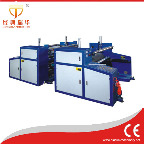 double auto winders for film blown machine