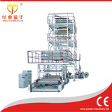 Multi-layers co-extruding film blown machine